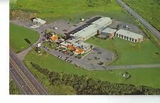 Howard Johnson's MONCTON New Brunswick POSTCARD - ca 1965 - Trans-Canada Hwy