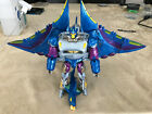 1998 Beast Wars Transformers Depth Charge with Mini Shark and Disc Projectiles