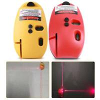 2 Lines Vertical Horizontal Line Infrared Laser Level Right Angle Measuring Tool