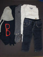 Baby GAP outfit bundle of 7 items size 3-6 months