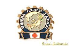 "METALLO-PLACCA ""VESPA CLUB GIAPPONE"" - Asia Asia emblema email v50 PX SPRINT RALLY"