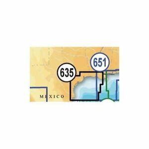 Navionics MSD/635P+ Platinum+ Sd 635 West Gulf Of Mexico