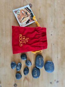 Spa Hot Rocks Stone Therapy