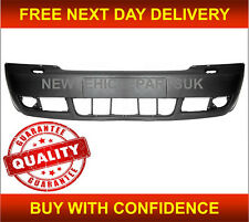 AUDI A6 2002-2005 FRONT BUMPER PRIMED NO PDC WITH WASHER HOLES HIGH QUALITY NEW