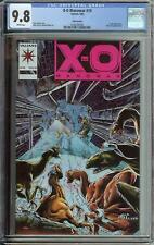 X-O MANOWAR #15 CGC 9.8 PINK VARIANT MAIL AWAY ULTRAPRO VALIANT