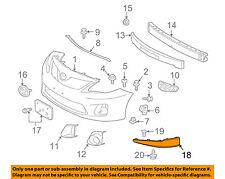TOYOTA OEM 11-13 Corolla-Spoiler / Wing Kit Right 7685102909