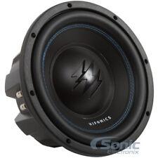 "(2) Hifonics TW10D4 1600W 10"" Dual 4 Ohm Car Audio Subwoofers TITAN Series Subs"