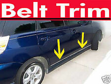 Toyota MATRIX CHROME SIDE BELT TRIM DOOR MOLDING 03 04 05 06 07 08 09-13