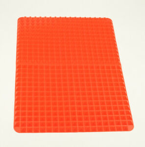 Silicone Cooking Mat Non Stick Pyramid Oven Baking Tray Sheets Pan Cookware DIY