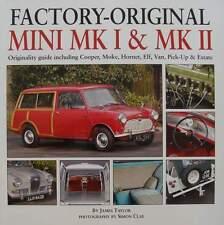 LIVRE/GUIDE/BOOK : MINI MK I & MK II cooper,moke,hornet,elf,van,pick-up,estate