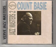 (HG824) Verve Jazz Masters, Vol. 2, Count Basie - 1993 CD