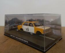 James Bond Car Collection-Lada 1500 The living Daylights  1:43rd scale