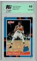 Robert Williams III 2018 Donruss RR25 1988 Rated Rookie Retro Rookie Card PGI 10