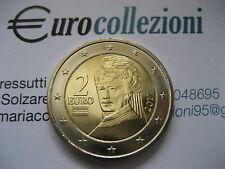 AUSTRIA 2017 2 EURO STANDARD UNC - FIOR DI CONIO - FDC ÖSTERREICH