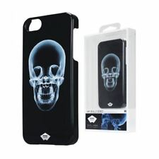 HIGH GLOSS SKULL XRAY GOTHIC DEATH DESIGN PLASTIC CASE COVER FOR IPHONE SE 5S 5
