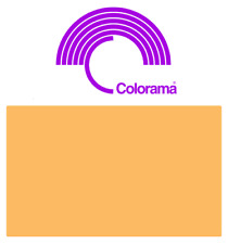 Colorama SUNFLOWER Background Paper Roll 2.72m x 11m