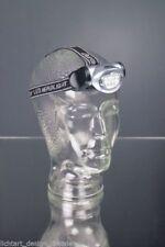 TIP 3668 Living Head LED Kopf-/ Taschleuchte Stirnlampe 8 LEDs Silber/Schwarz