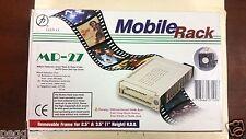(3) Mobile Rack MR-27 Removable Frame
