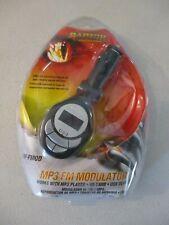 Raptor Wireless FM Modulator MP3 SD Card  USB Player AW-FMOD *