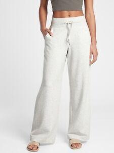 ATHLETA Balance Pant NEW - SMALL PETITE Grey Multi Nep #631950