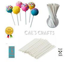 Paper Lollipop Cake Pop Sticks Lollies Crafts Lolly  89mm, 114mm, 152mm