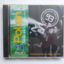 Pollen Compil BLACK LIONS REVENGERS 13 DE LA TOUR RANKINE CLARENCE CD ALBUM