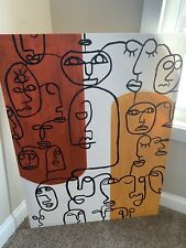 Original Painting/ Acrlyic On Canvas