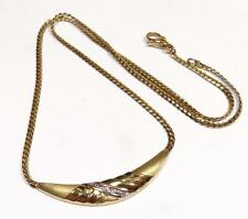 Collier, Gold 333/000, mit einem Brillant, 6,17gr.       (258/17238)