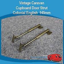 Caravan Cupboard Door Strut Stay Colonial English ( 1 PAIR )  145mm  H0166
