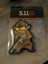 """5.11 TACTICAL """"BOAR SNIPER"""" PATCH! POLICE/MILITARY! UNIQUE! FREE SHIPPING!"""