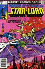 MARVEL SPOTLIGHT V.2 # 7 NM 1980 STAR-LORD MARVEL NsStd Ed. *ShipFree w/$35 Comb