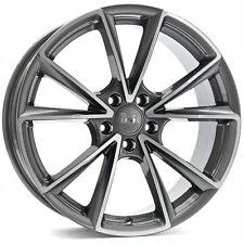 MAM A5 8x18 5x112 ET45 PFP palladium front polish MAMA5 Audi A4 A6 Mercedes B C