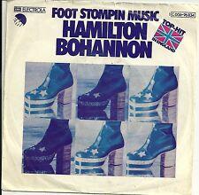 """Hamilton Bohannon - Foot stompin Music  GERMANY 7"""" (1975)"""