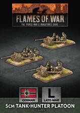 Flames of War Entièrement neuf dans sa boîte German Fallschirmjäger jetons et objectifs GE907
