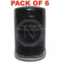 OSAKA Oil Filter Z596 - FOR JEEP CHEEROKEE KJ XJ 2.5L 2.8L MAZDA CX9 - BOX OF 6