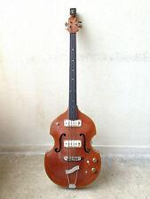 rare basse vintage EKO Violon 1960  Beatles Hofner