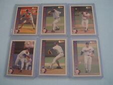 NOLAN RYAN 1993 PACIFIC RARE CARD #7-12 SET
