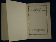 THE FIRST MERCURY STORY BOOK (PART 1)  DATED 1931