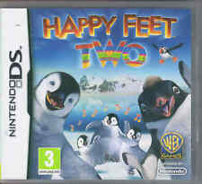 HAPPY FEET TWO / 2 NEW NINTENDO DS PENGUIN MUSICAL ADVENTURE GAME