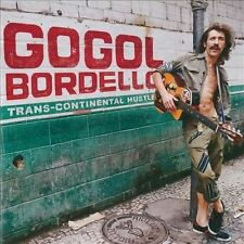 Trans-Continental Hustle by Gogol Bordello (Vinyl, Sep-2013, 2 Discs, American)