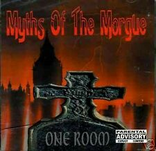 2 CD MYTHS OF THE MORGUE ONE ROOM Heavyweights ICP RAP