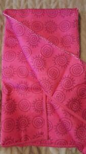 KITCHEN DISH TOWEL QUALITY MICROFIBER  Fun Modern Style Hot Pink