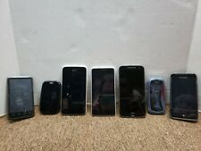 Assorted Cell Phone Lot For Parts b-x