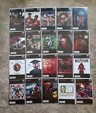 Marvel Hip Hop Variants Lot. 20 BOOKS! NM! Unread! Wolverine, Deadpool, etc.