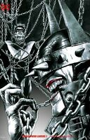 BATMAN WHO LAUGHS 1 SUAYAN B VARIANT B & W HOT 12/12/18 PRESALE DC COMICS 1ST