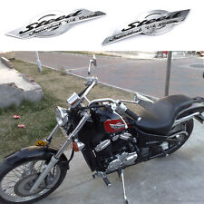 Motorcycle Gas Tank Emblem Sticker Badge Decal For Honda Shadow Steed VLX400 600