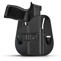 Holster Fit Sig Sauer P365 9mm .40 Tactical Holder 60° Case Paddle Right-Handed
