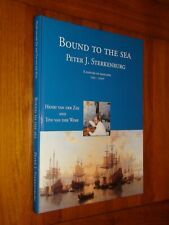 BOUND TO THE SEA PETER J. STERKENBURG PAINTER SEASCAPES - HB 2001 - van der Zee