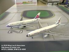 Dragon Wings China Airlines Airbus A300-600 New & Old 2-Pack Diecast Model 1:400