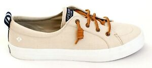Sperry Top Sider Oat Crest Vibe Sneakers Shoes Women's NEW